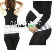Confortable maternity support belt