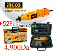 Mini perceuse INGCO 100W 52pcs