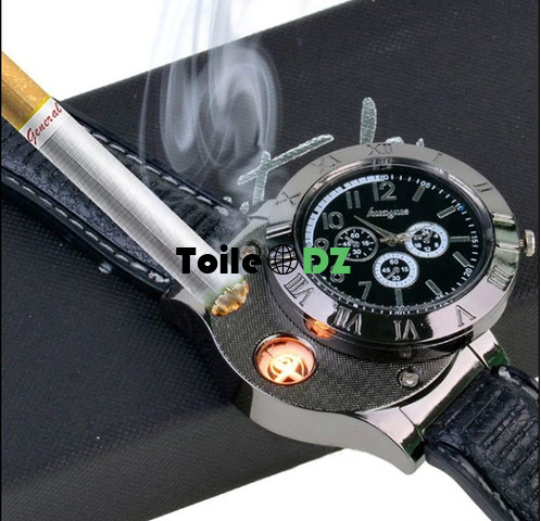 FLAMME TIME WATCH