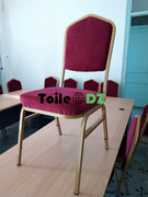 Chaise et tabled