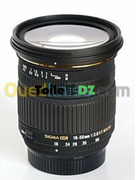 Sigma 18-50mm f2.8 DC for canon