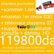 Chambre promotion
