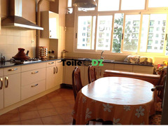 LOCATION APPARTEMENT MEUBLE A BABA H'CENE