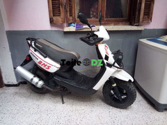 BMS scooter