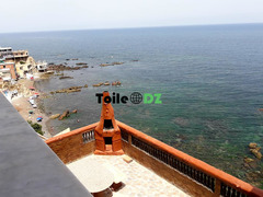 LOCATION BUNGALOWS HAUT STANDING A BELDJ PLAGE TIPAZA