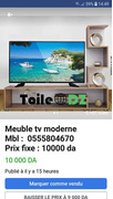 Meuble tv design moderne