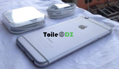 Apple iPhone 6 Silver 16 GB 10/10 neuf état