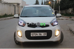 Picanto safety 2016