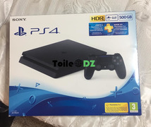 PS4 sous emballage