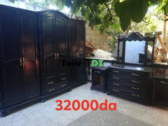 Chambres commodes