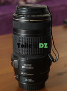 Canon 70-300 f4-5.6 IS USM double stabilisation