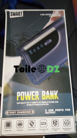 Power bank 30.000 Mah et baffe