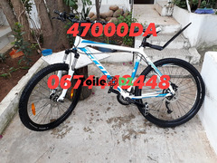 Velo vtt Scott roue 27.5 tail XL prx 47000DA