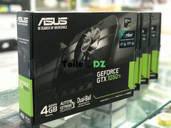 CARTE GRAPHIQUE ASUS NVIDIA GTX1050Ti 4GB GDDR5 disponible chez GCB INFORMATIQUE Bab Ezzouar