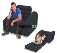Fauteuil Gonflable INTEX Clic Cplac