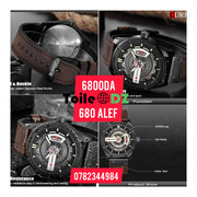CURREN MONTRE ORIGINAL CUIR