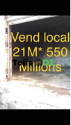 Vend local Ain Naaja Ain Malha 1516 logement