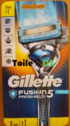 GILLETTE FUSION PROSHIELD 02