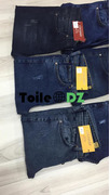 Jeans grand taille et taille normale
