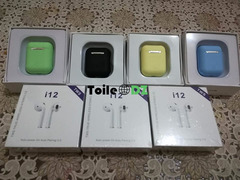 Airpods i12 i12 couleur