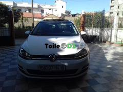 Golf 7 cup 2014 roulée 270 elf