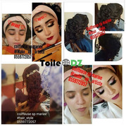 Pack mariee coiffure maquillage