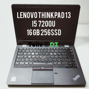 Lenovo thinkpad 13 i5 7th/16gb/256sdd