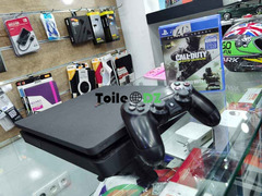 New arrivage console ps4 slim 500go avec deux CD call of
