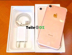 Prix 37500 DA IPhone 7 128Go Libéré officiel